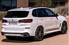 bmw x5 styling leaks onto early autocar