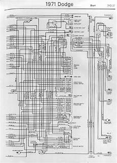 free auto wiring diagram 1971 dodge dart wiring