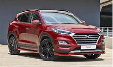 hyundai tucson sport hyundai tucson sport hits sa with bold kit and added grunt