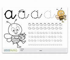 aprender a escribir y leer la letra a min 250 sculas caligraf 237 a ni 241 os de preescolar y primaria