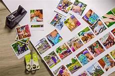 Urlaubserinnerungen Diy Polaroid Collage Do It Yourself