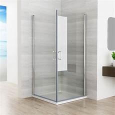 Duschkabine Glas Eckeinstieg - duschkabine 180 176 schwingt 252 r duschwand duschabtrennung nano