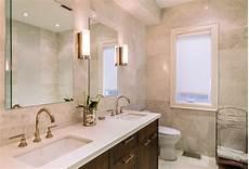 typical height of bathroom vanity lights hunker