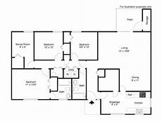 fort hood housing floor plans venable 3 bd flat rent 3 bed apartment fort hood