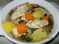 Resepi Cikgu Ani Sup Ayam Mudah