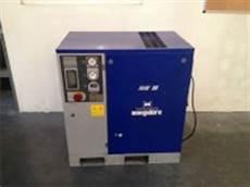 Mat 233 Riel D Occasion Compresseur 224 Vis Emballage Et Pesage