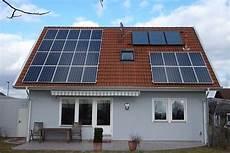 photovoltaikanlage einfamilienhaus in st johan bau