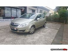 opel corsa 5 portes occasion opel corsa 5 portes 1 4 i twinport 16v 90cv occasion angers pas cher voiture occasion maine et