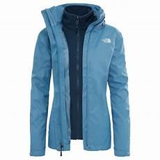 the evolve ii triclimate jacket damen