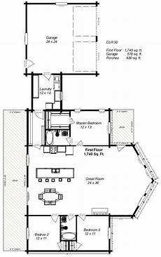 prow house plans alpine 30 w prow cabin plans log home plan house plans