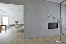 beton putz aussen betonoptik putz dracholin deco lehmputz und decostone