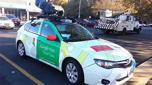 Google Maps Street View Car Spotted In Queens New York USA