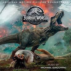malvorlagen jurassic world cd jurassic world fallen kingdom soundtrack details