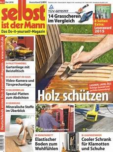 Selbst Ist Der Mann Im Abo Zeitschriften Mit Pr 228 Mien