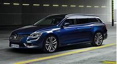 2016 Renault Talisman Estate Revealed In Brings Racy