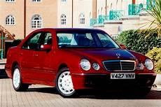 Mercedes E Class W210 1995 Car Review Honest