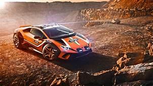 Lamborghini Huracan Sterrato Concept 2019 5K 2 Wallpaper