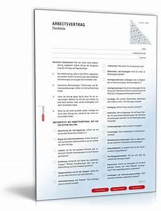 arbeitsvertrag checkliste zum