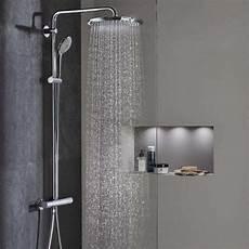 grohe euphoria 310 душ система с термостат 26075000 на