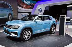 volkswagen cross coupe in hybrid concept mid size