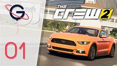The Crew 2 Fr 1 Ma Premi 232 Re Voiture