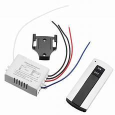 Ktnnkgtuya Remote Wifi Switch 220v by Ac 110v 220v 1 Way On L Light Digital Switch Dual