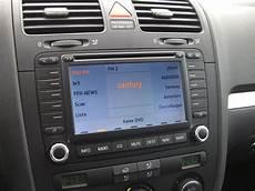 vw touran radio navi gro 223 es vw navi rns mfd 2 dvd navigationsger 228 t f 252 r golf v