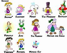 Rayman Characters  The Goodies By Cuddlesnowy On DeviantArt