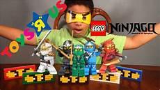 toys r us lego ninjago mask build