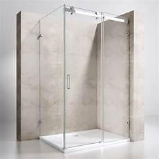 duschkabine dusche schiebet 252 r mit nano 90x120 rechteck