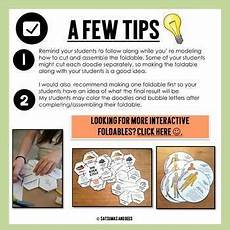 forms of energy interactive science notebook foldables by satsumas and bees