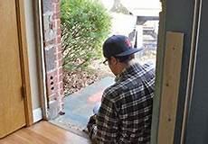 changer vitre porte d entrée changer de porte d entr 233 e budget maison