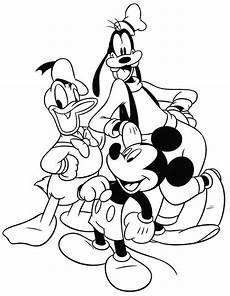Micky Maus Malvorlagen Mickey Mouse Coloring Pages Coloring Pages For