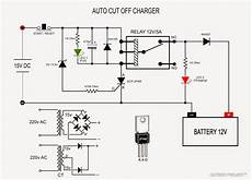 outbox project membuat charger aki otomatis auto cut charger circuit outbox project membuat charger aki otomatis auto cut off charger circuit
