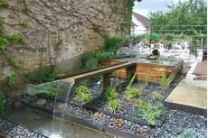 creation de bassin exterieur ammenager jardin 250m2 recherche bassin