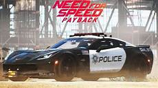 Need For Speed Payback Cop Trailer Gamescom 2017