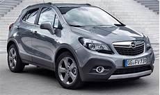 Configuratore Nuova Opel Mokka E Listino Prezzi 2016