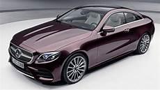 2019 Mercedes E Class Coupe Vs 2019 Mercedes E Class