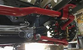 289 V8 4 Speed Hydraulic Clutch Pro Touring Suspension