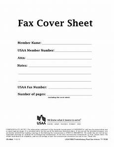 fax cover sheet attention fill online printable