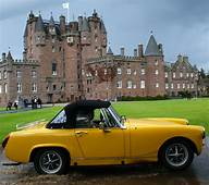 Tour Scotland Photographs Sports Cars