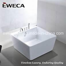 vasca da bagno piccola prezzi piccola vasca da bagno quadrata ew6806 piccola vasca