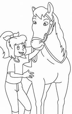Malvorlagen Bibi Und Tina Zum Ausdrucken Ausmalbilder Bibi Und Tina 659 Malvorlage Alle