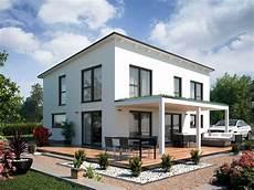 Einfamilienhaus Mit Pultdach - pultdachhaus vario4plus modern talbau haus musterhaus net