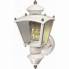 heath zenith traditional coach 1 light outdoor wall lighting reviews wayfair
