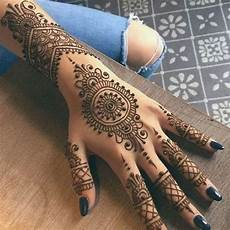 30 new and gorgeous mehndi designs for 2019 to try out