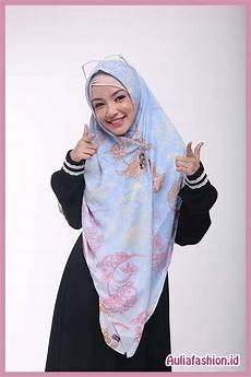 Cara Memakai Jilbab Syar I Segi Empat Jilbab Gucci