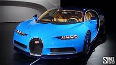 Who Is Chiron by Look Bugatti Chiron Tour At Geneva 2016