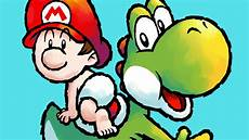 Malvorlagen Mario Und Yoshi Island Yoshi S Island Took 5 Years To Make Baby Mario Almost