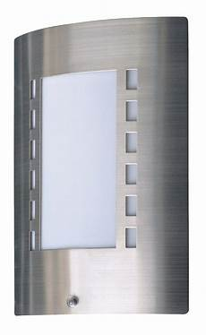 ra outdoor5 ranex outdoor wall light 60 w yes brushed steel electronic discount be